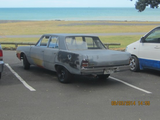 Chrysler AUS Valiant VG r