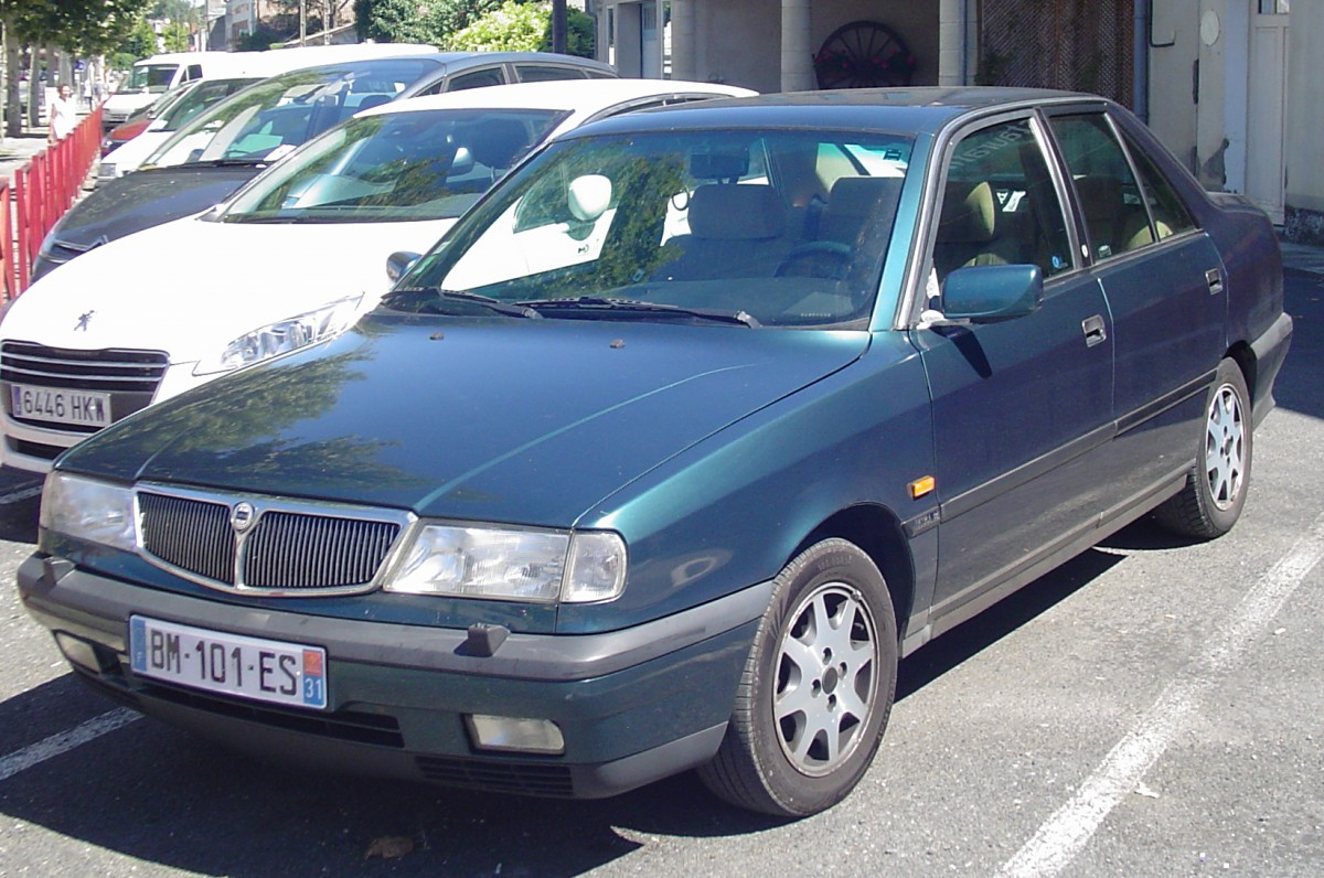 Curbside Classic: 1995 Lancia Dedra – The Name Tells You Everything