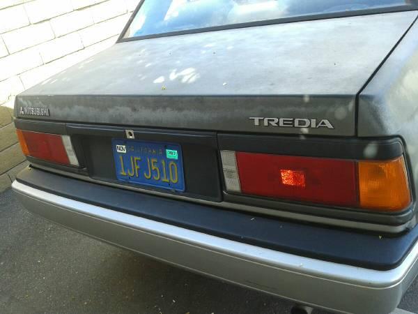 Mitsubishi Tredia turbo r