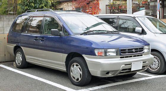 Nissan Prairie Joy   wiki