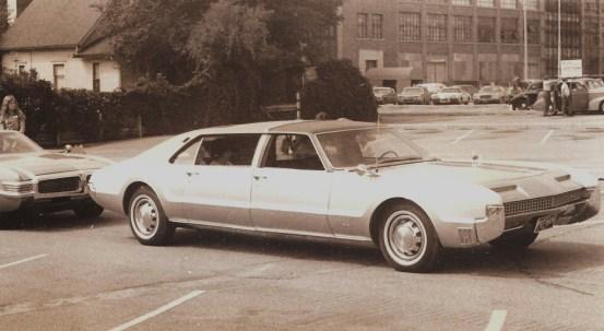 Oldsmobile Toronado limo 1967 Hugo90