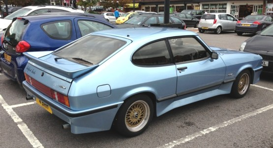 Tickford Capri