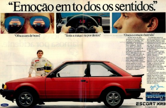 XR3i advert
