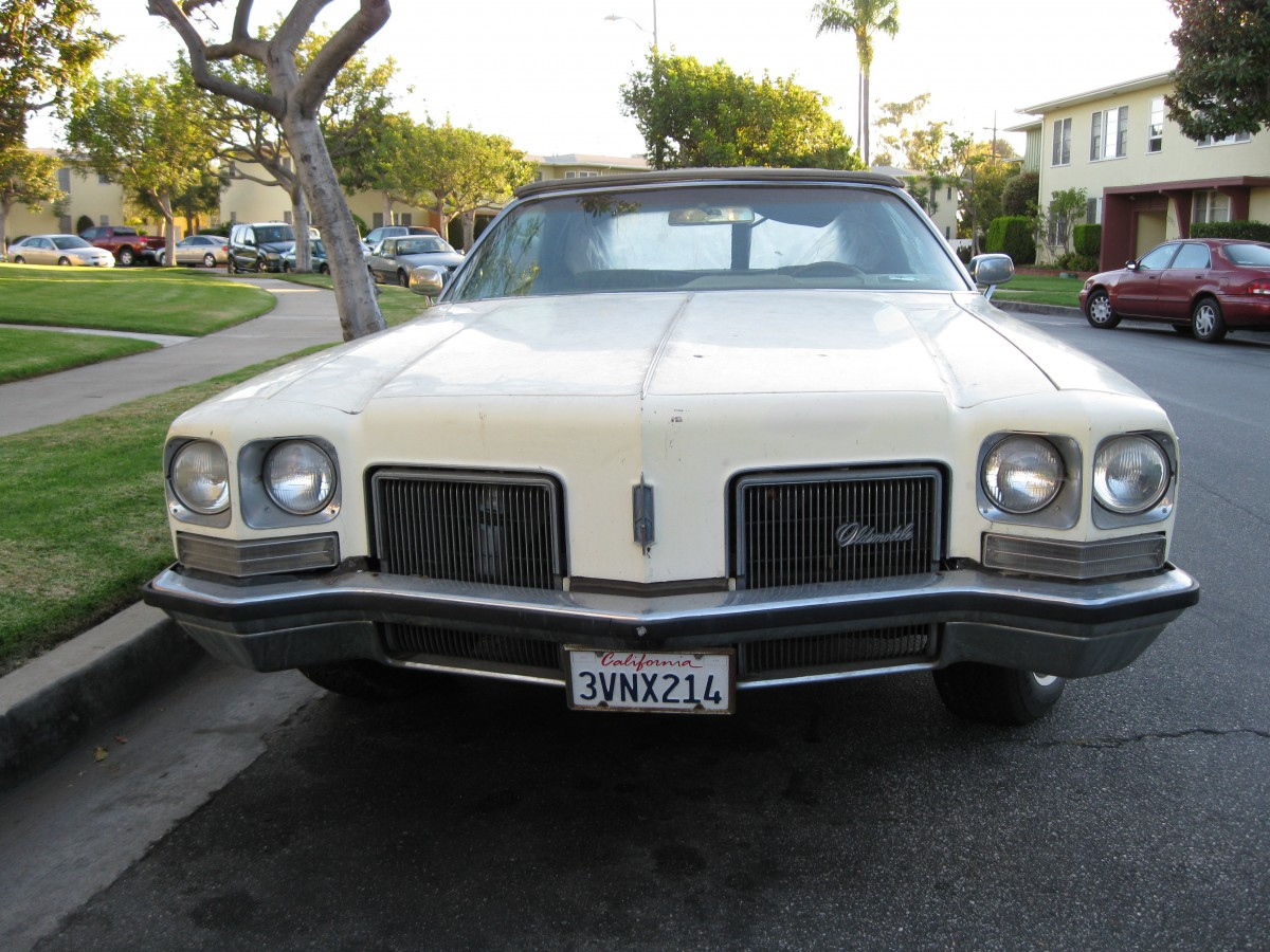 My Curbside Classic 1972 Oldsmobile Delta 88 Royale Convertible 1992 Parts Olds 140