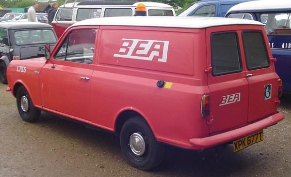 1978 Bedford HA van_3