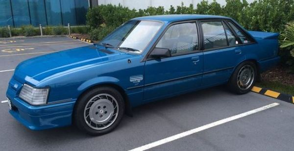 1985 VK HOLDEN Commodore SS Group A; a genuine HDT car.