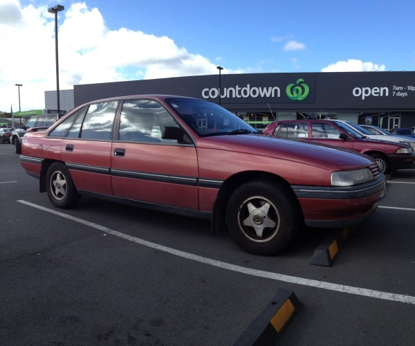1991 VN HOLDEN Commodore