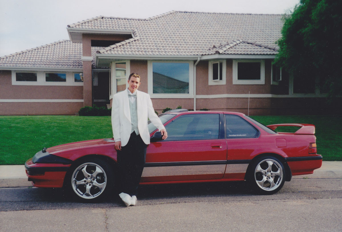 Long life car of a lifetime 1994 acura legend ls coupe half million miler