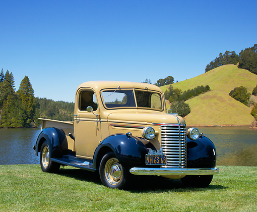 Chevrolet truck 1939