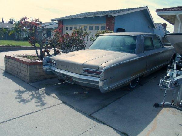 Chrysler New Port a