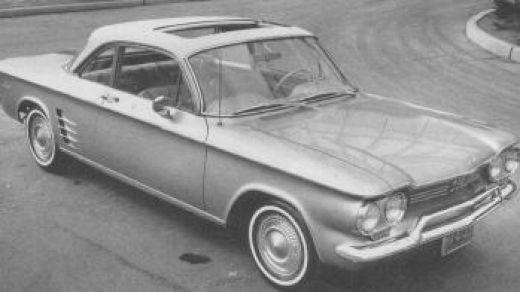 Corvair super monza 1960
