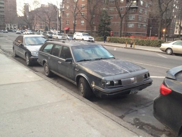 Cutlass Ciera wagon 1c