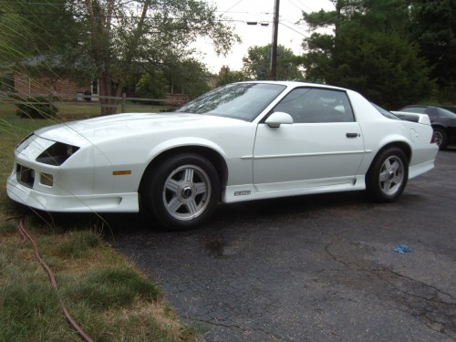 My brothers Z28 L98.