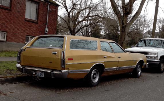 Ford Torino 1974 wagon rq