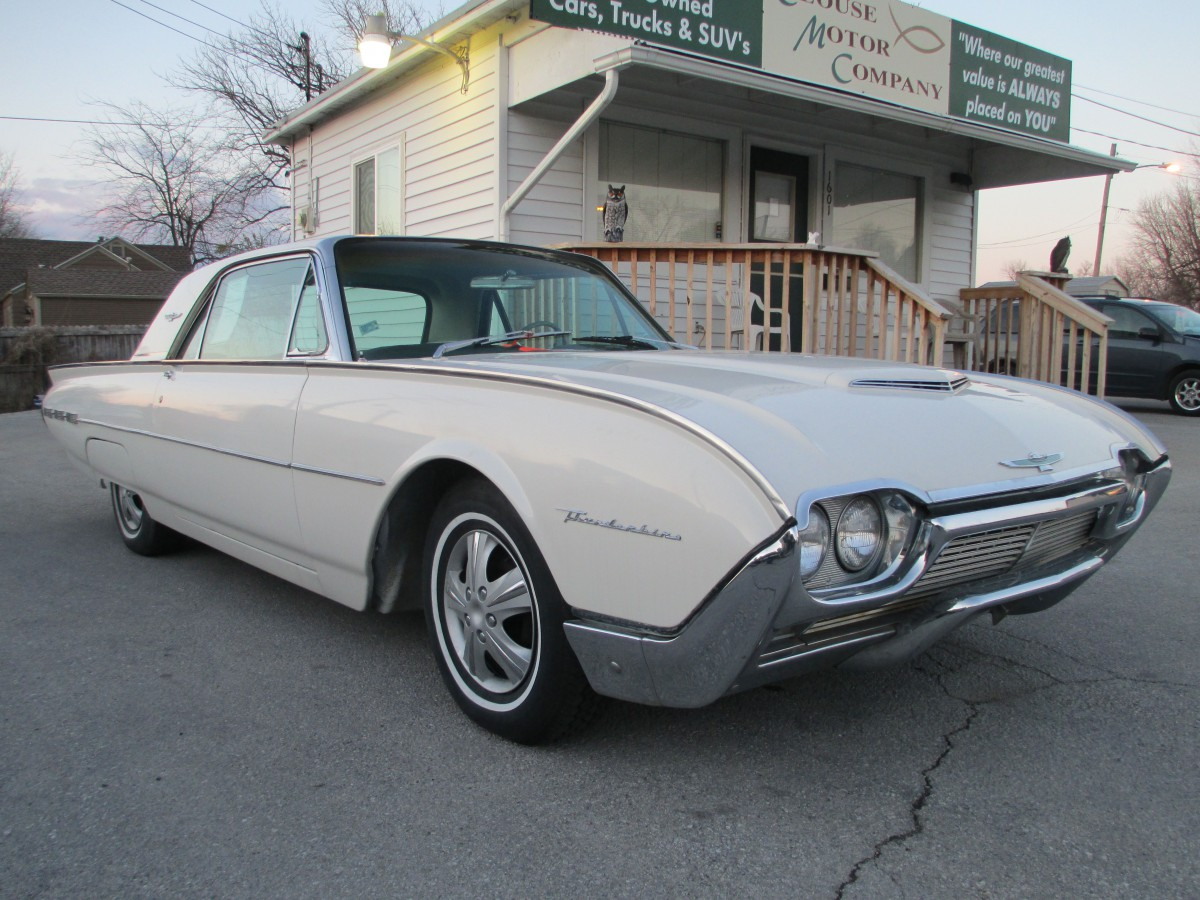 Curbside Classic: 1962 Ford Thunderbird – The Trajectory of Life