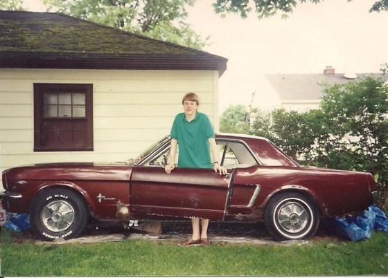 Mustang 9