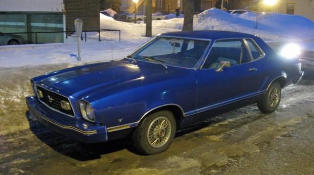 O Mustang II 2