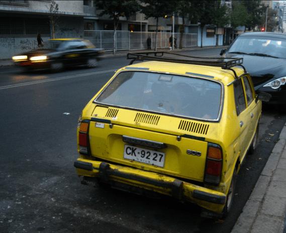 Subaru 600 r