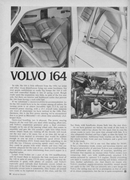 Volvo 164 006 1200