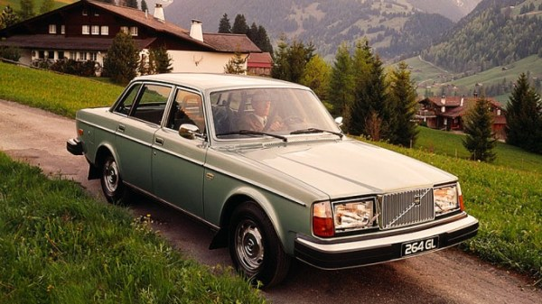 Volvo-264-GL