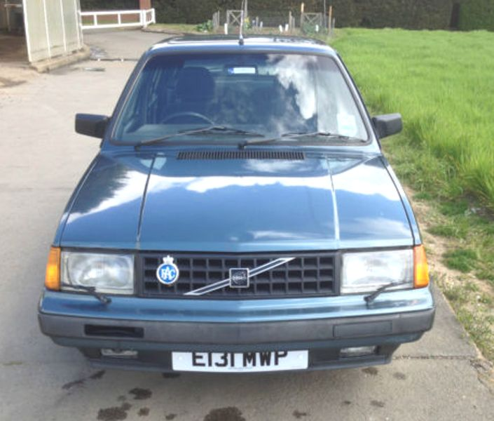 Ebay find: 1987 Volvo 360GLT – Everything You About Volvo, In A