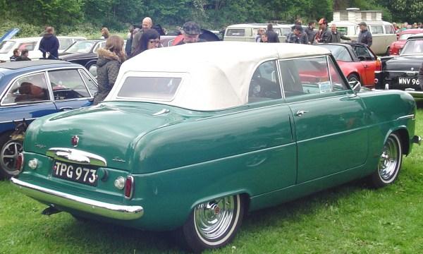 1948 Ford Zephyr