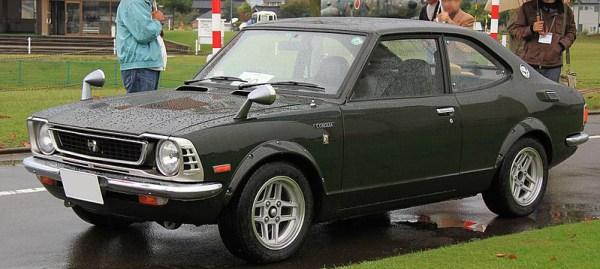1973  Corolla Coupe