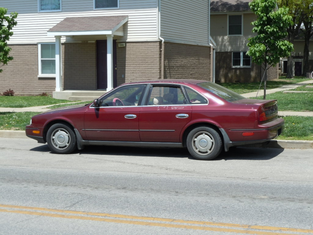 Curbside classic infiniti q45 lm good enough im smart enough curbside classic infiniti q45 lm good enough im smart enough and doggonit people like me vanachro Choice Image