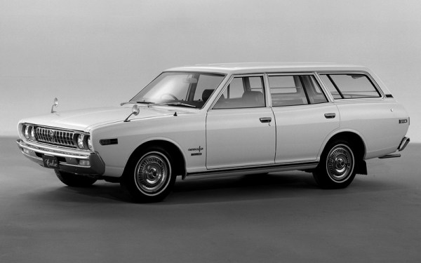 230 Cedric wagon
