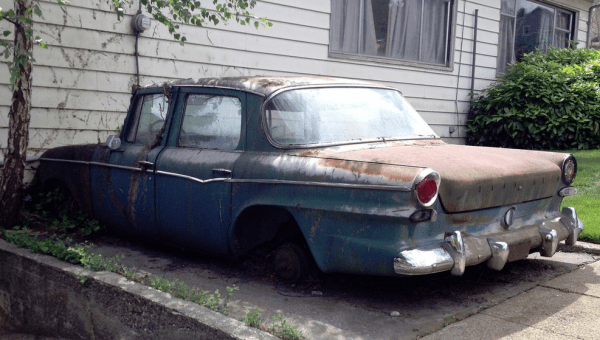 Studebaker driveway l