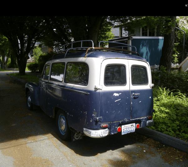 Volvo Duett rq