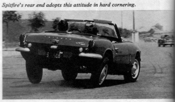 Curbside Classic: Triumph Spitfire Mk1 – One Of The Cars I'll