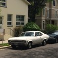 (first posted 6/13/2014)   Base engine.  Dog dishes.  Powerglide.*  This Chevrolet Nova from 1970-72 is a survivor of the plainest kind, the sort of car driven in large numbers by young […]