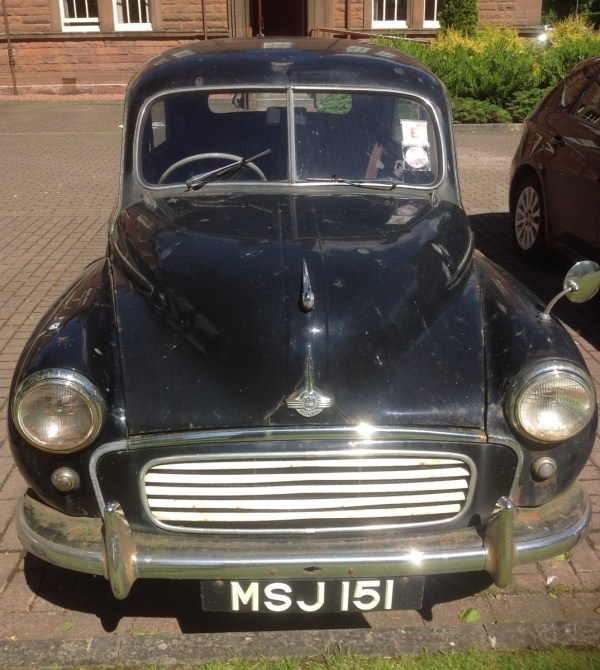 1955 Morris Minor-3