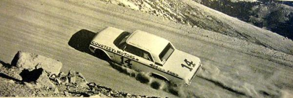 1962 pikes peak climb