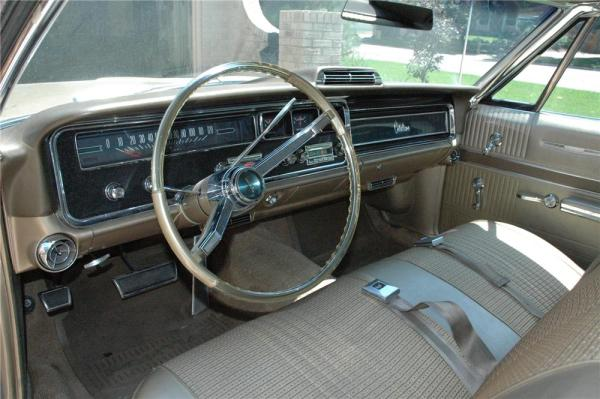 1966catalina interior