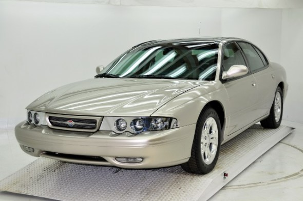 1993 Chrysler 300C prototype
