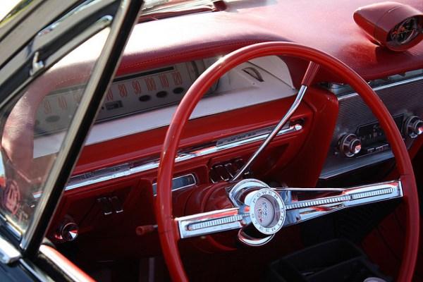 Buick 1961 dash