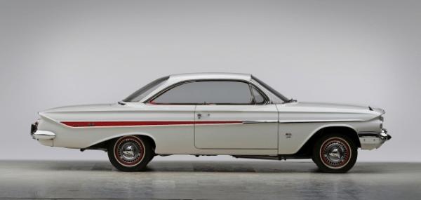 Chevrolet 1961 Impala coupe