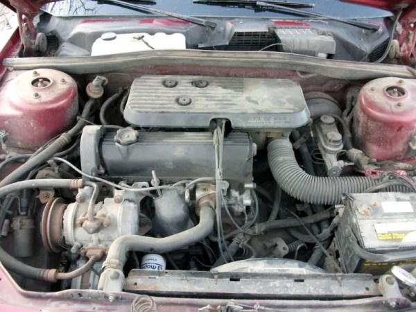 Chrysler LeBaron 2.2L engine