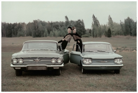 Corvair 1960 and Chevrolet