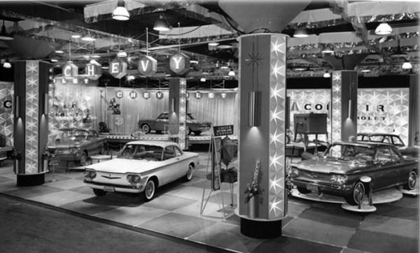 Corvair 1960 chicago ExhibitWeb