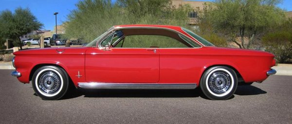 Corvair Hardtop 1961 new