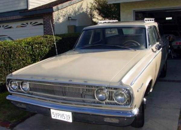 Dodge Coronet 1965 wagon f