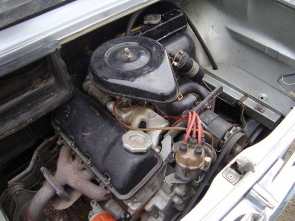 Simca 1000 engine -1951101362170720