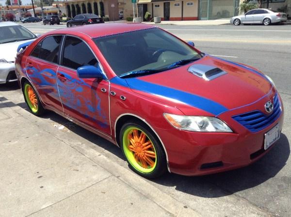 Toyota Camry custom fq