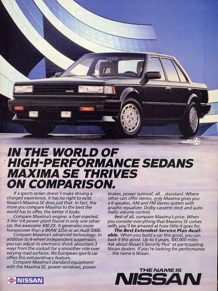 ad_nissan_maxima_sedan_black_1986