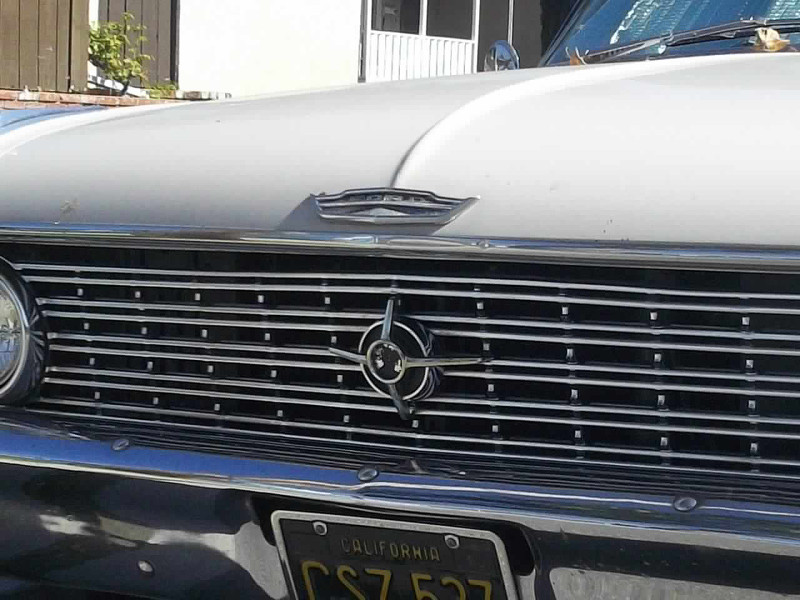 Curbside Classic: 1962 Ford Galaxie 500 Town Sedan- Chrome