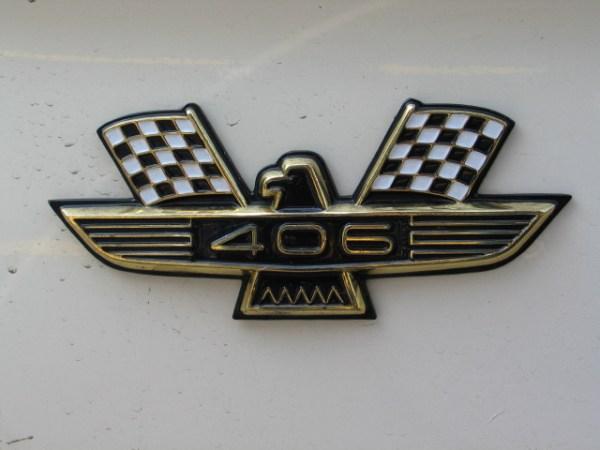 ford 406 pbase