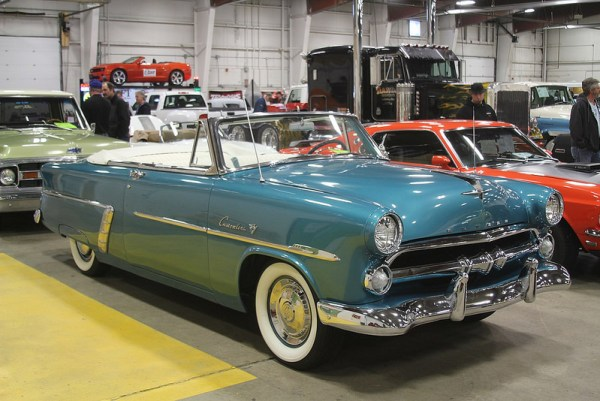 1952 Meteor Customline Convertible
